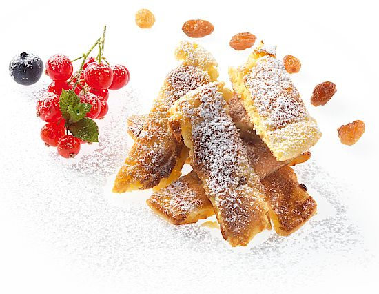 A picture shows Kaiserschmarren