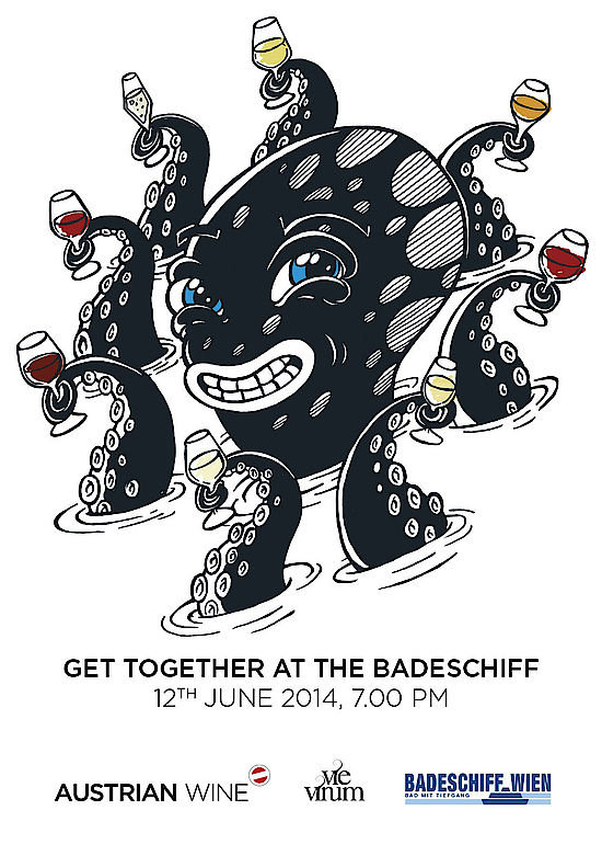Get Together - Badeschiff