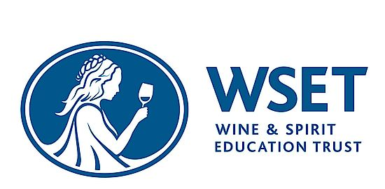 A picture shows the WSET logo