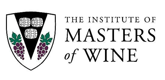 A picture shows The Institute of Masters of Wine Logo