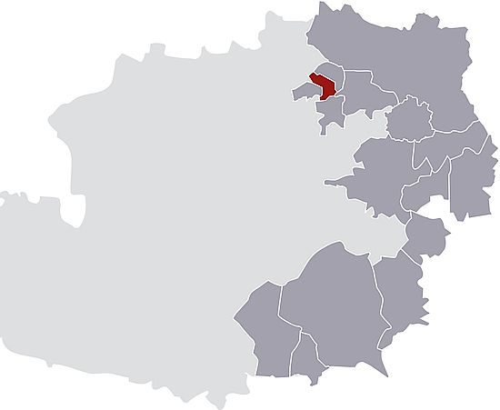 A picture shows the Kremstal DAC region