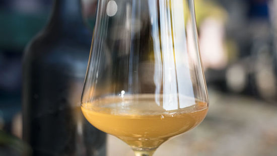 Orange & Natural Wines